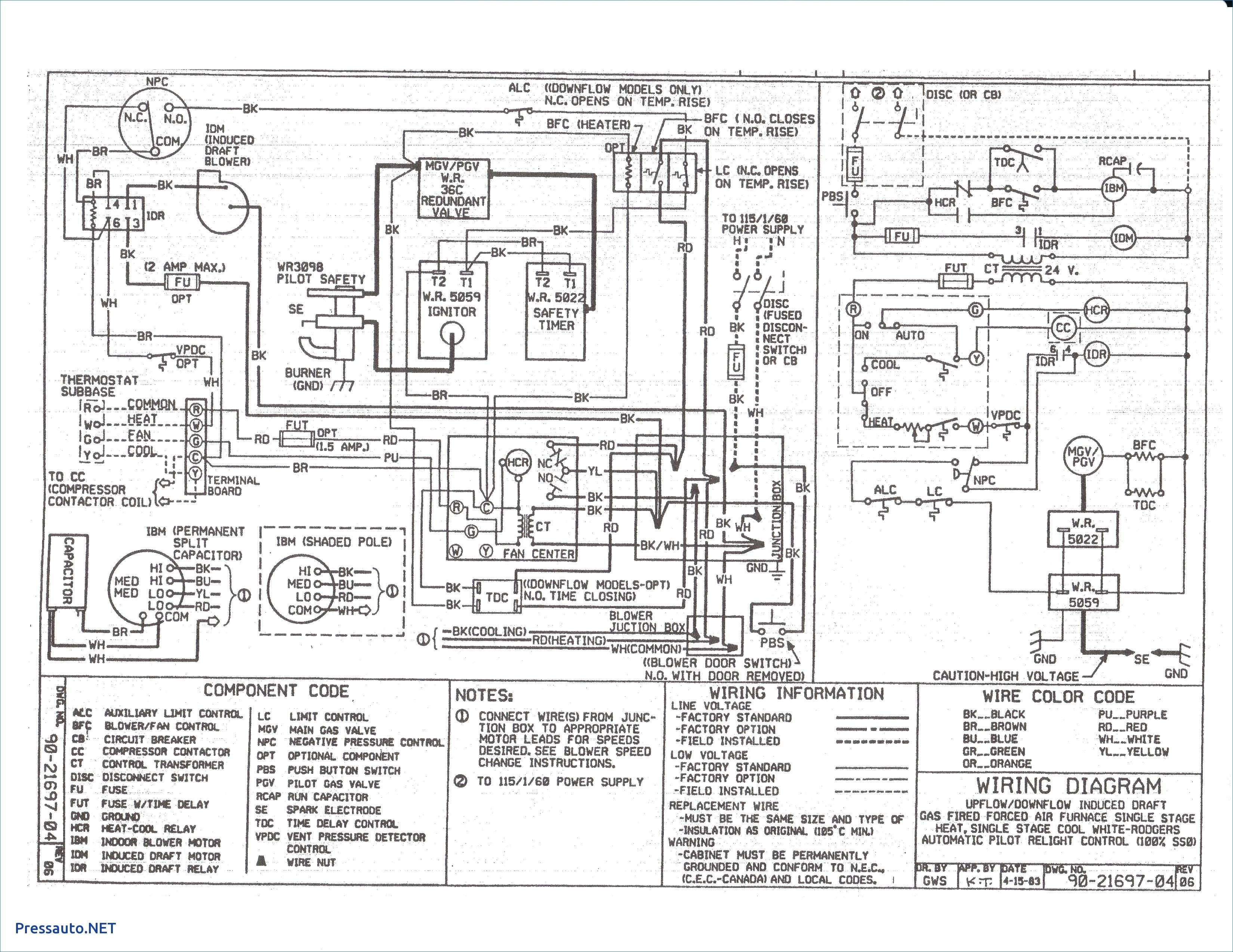 Full Size of Electric Furnace Wiring Diagram For Intertherm Archived Wiring Diagram Category With Post