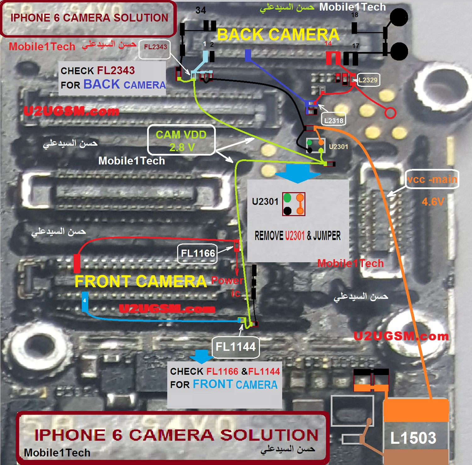 iPhone 6 Camera not Working Problem Solution