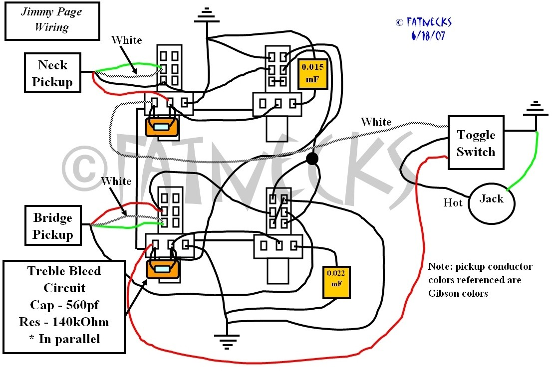 Simple Wiring Diagrams best jimmy page wiring diagram efcaviation vintage les paul harness page