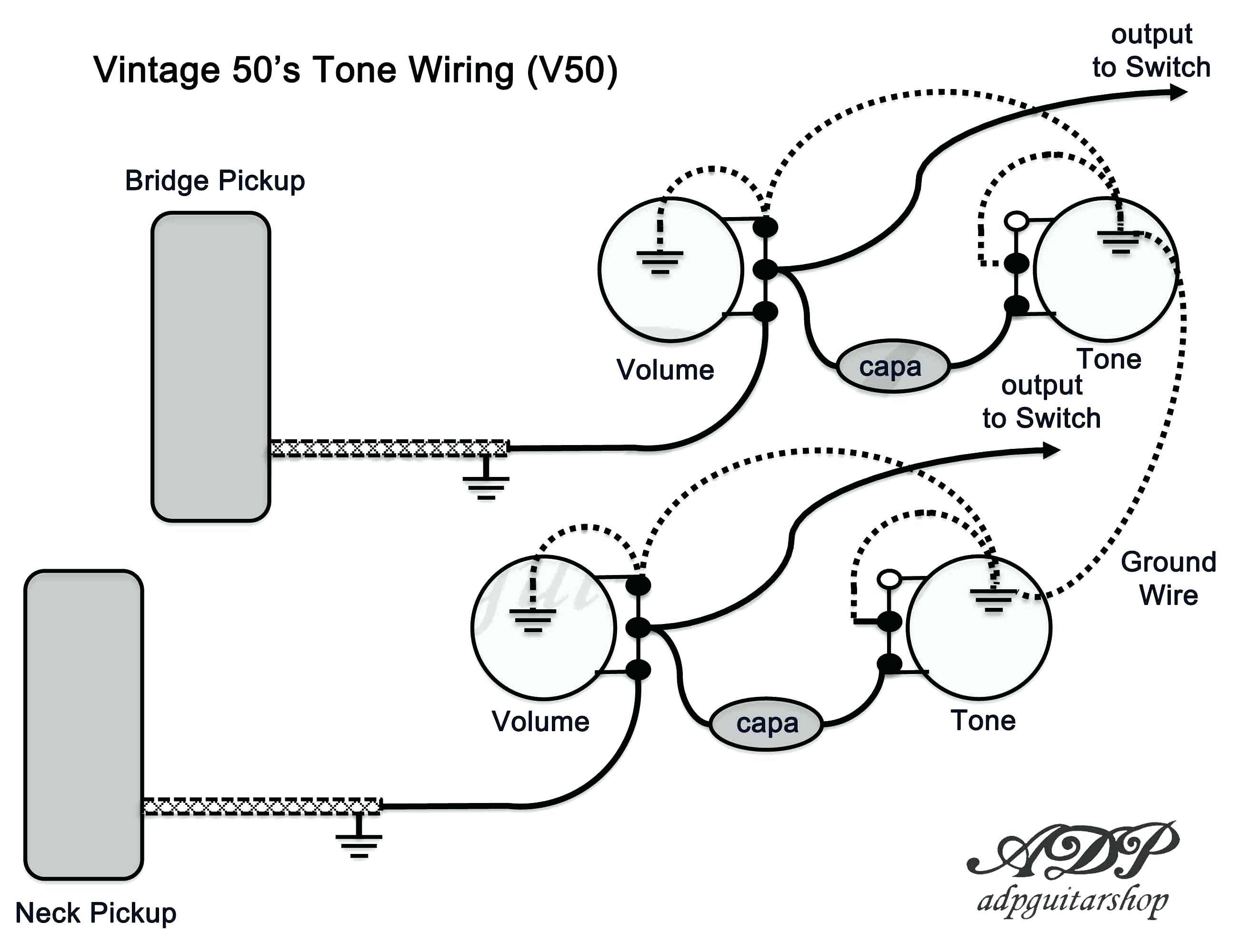 Full Size of Wiring Diagram Quick Connect O Les Paul 3 Pickup 4 Conductor At Archived