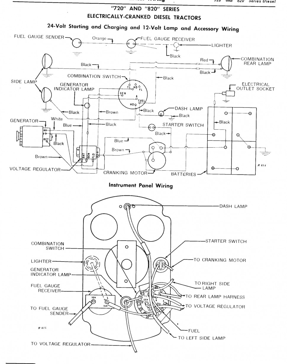 John Deere 3020 Fuel Gage Wiring Diagram Basic Guide