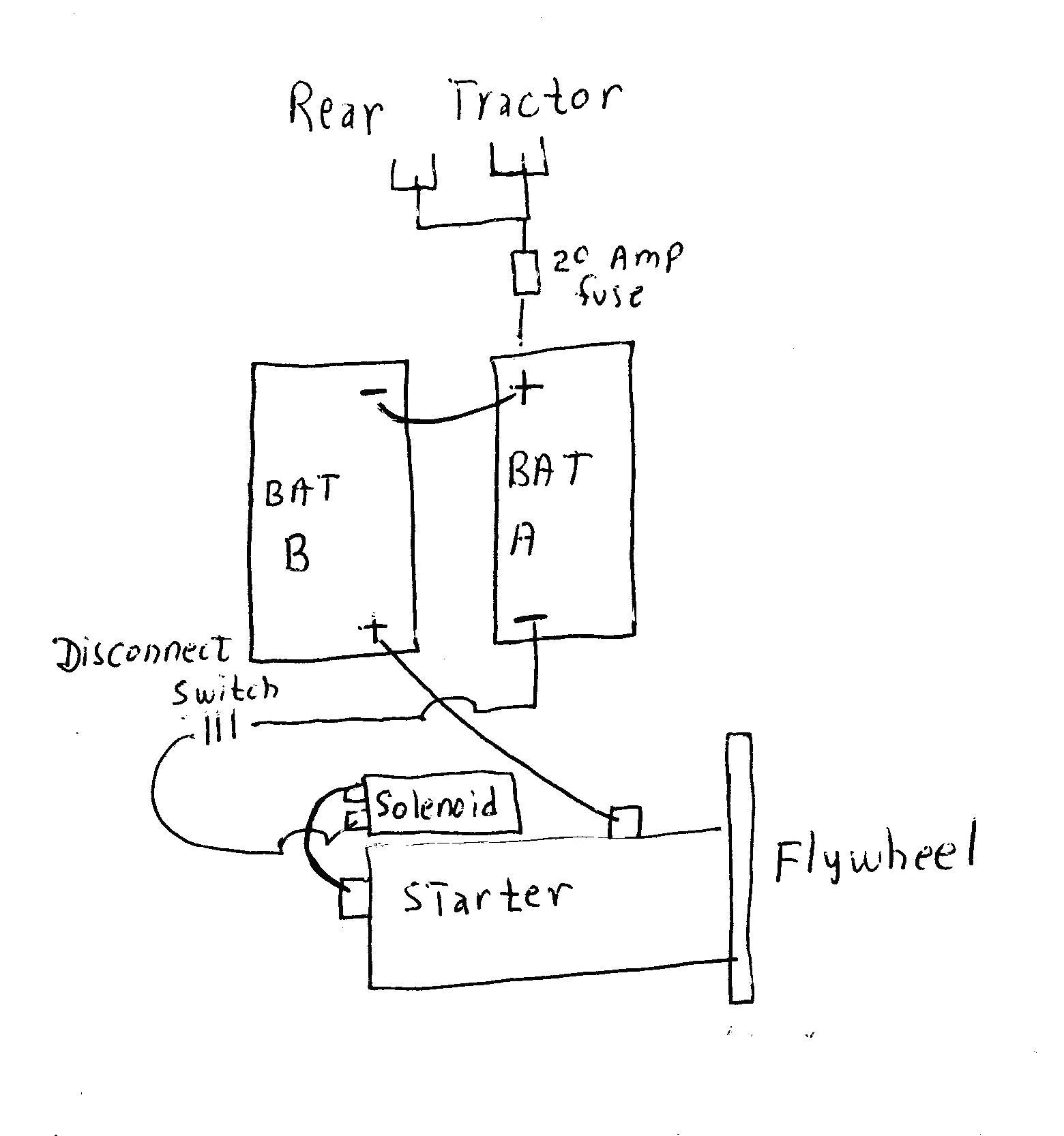 John Deere 3020 Gas Wiring Diagram