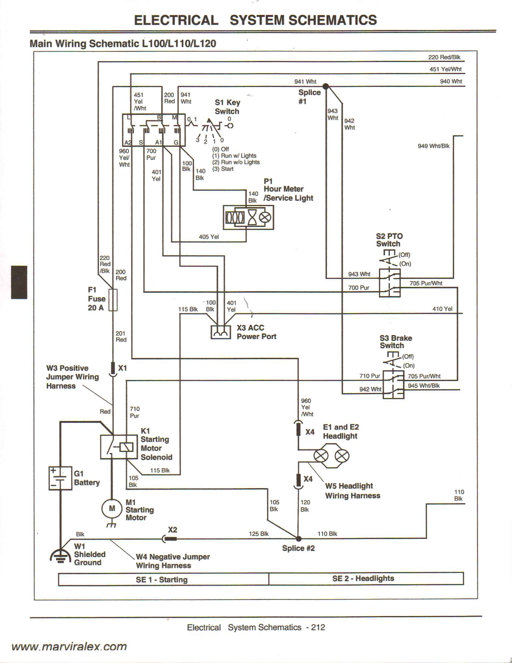 John Deere 314 Ignition Switch Wiring Diagram - 11.9.janmeijvogel.nl