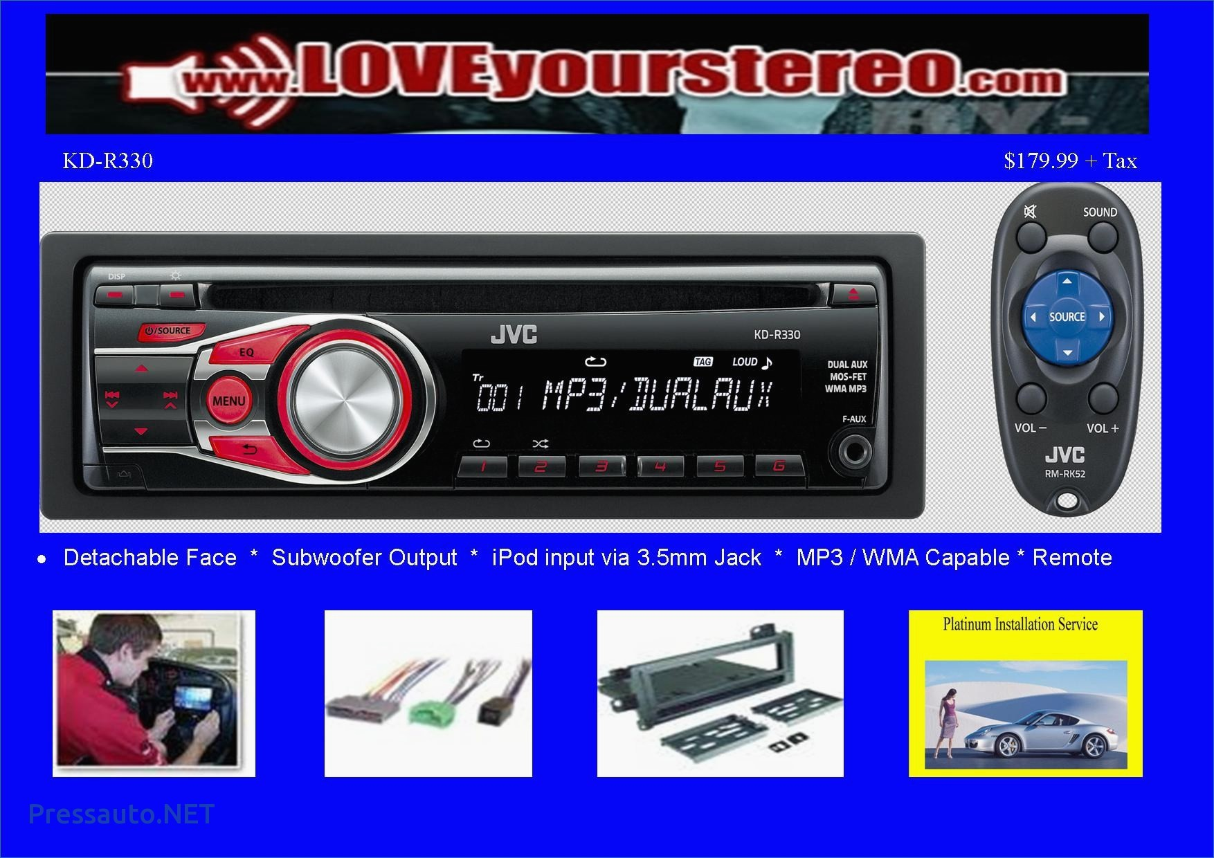 JVC KD R300 Wiring Harness jvc car stereo radio wire wiring harness 16 pin plug kdr320