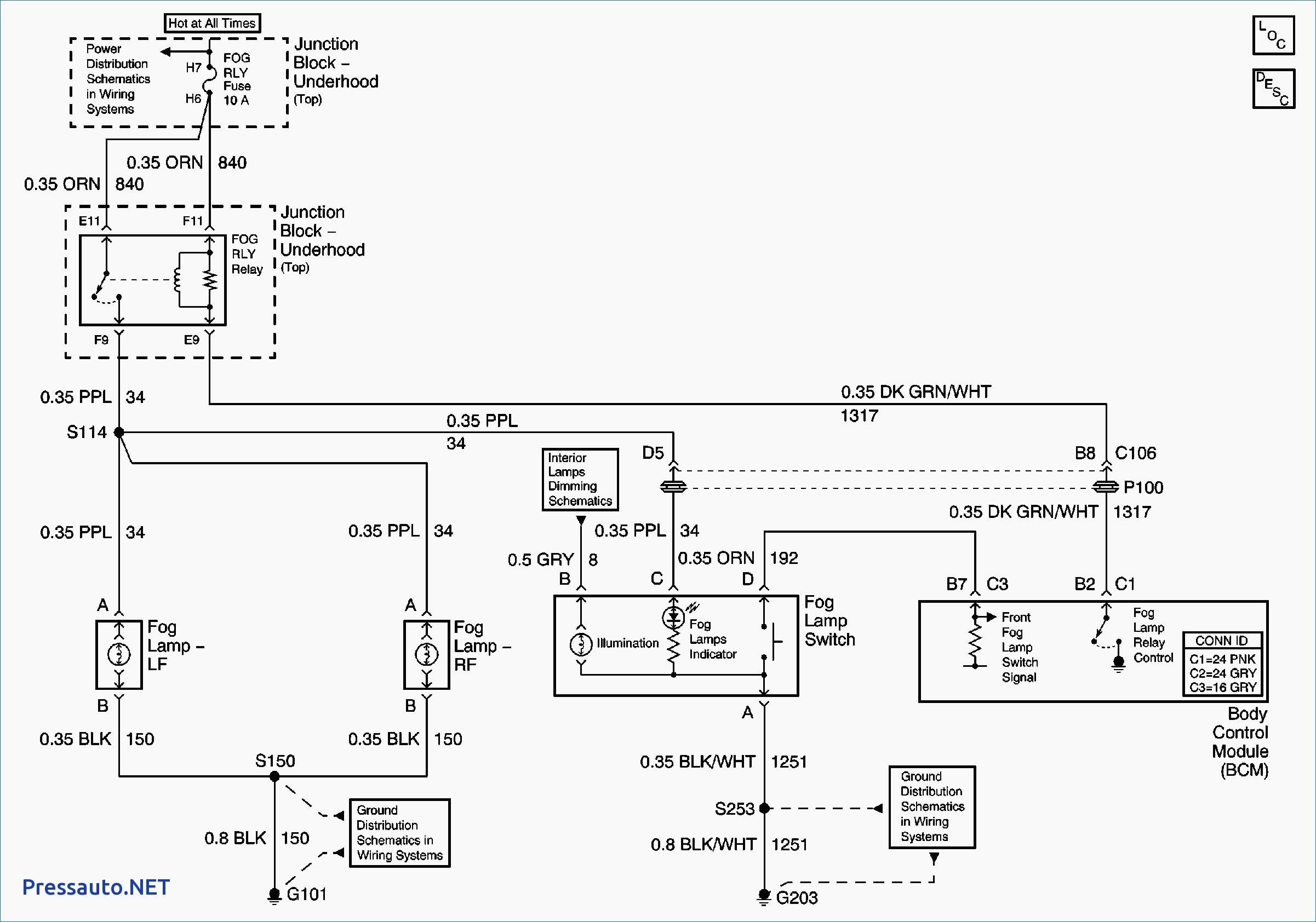 Kc Light Kit Wiring Diagram Detailed Schematics 12 Volt Fog L Schematic Daylighters Image Hilites Relay