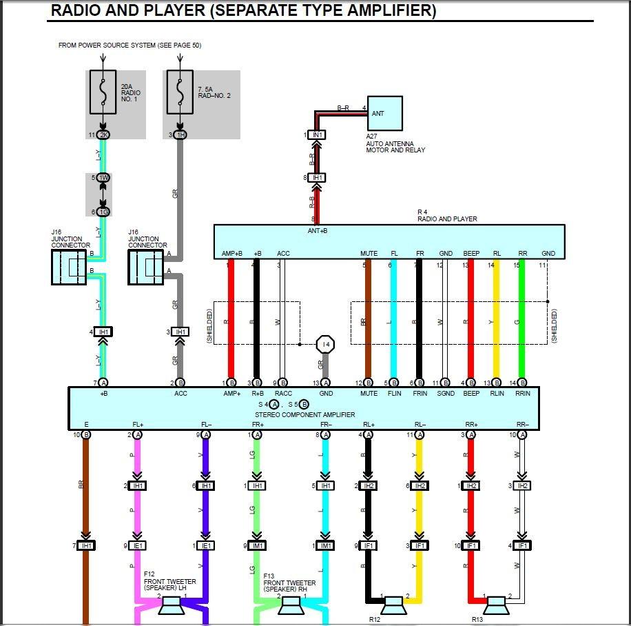 Kenwood Kdc 258u Single Din Car Stereo W Usb Aux Input Best Dnx8120 Wiring Diagram Throughout Harness