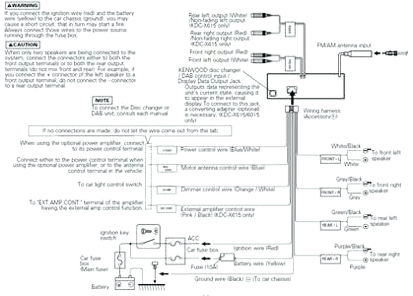 Kenwood Kdc 148 Wiring Diagram Schematics Excelon X994 New Image Mp345u