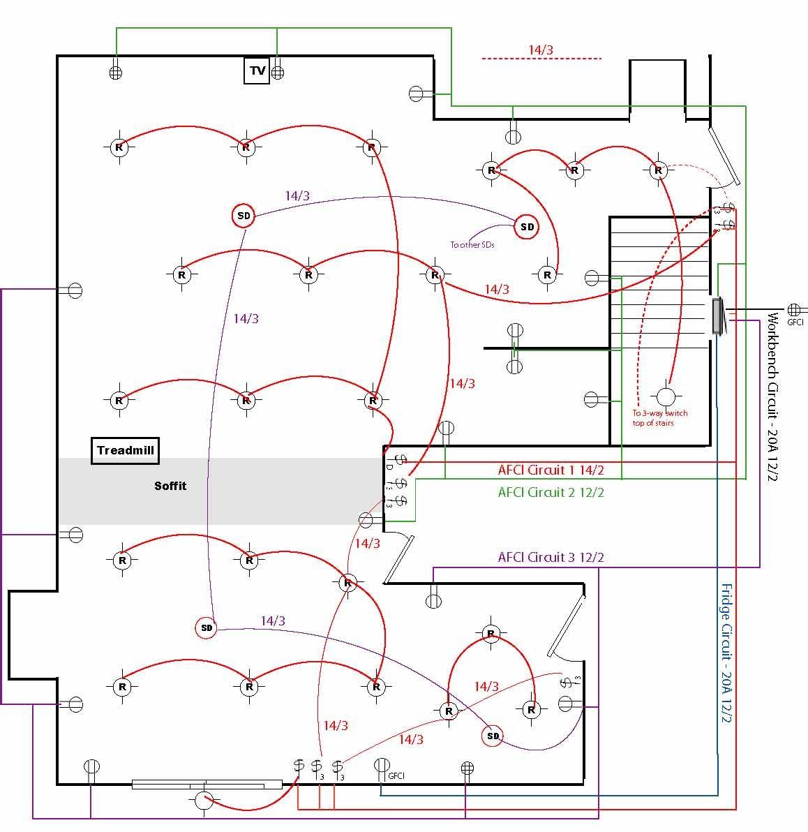 exelent wiring a kitchen festooning