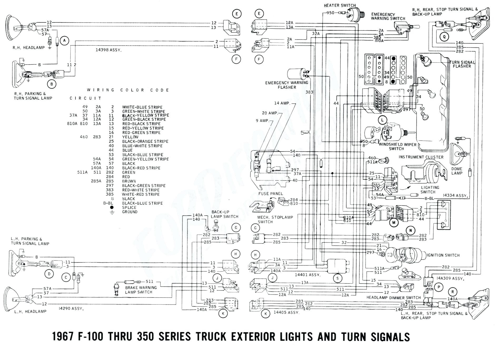Full Size of Low Voltage Outdoor Lighting Wiring Diagram Ford Truck Technical Drawings And Schematics Section