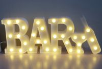 Led Letter Marquee Unique Light Led Letter Bar Sign Wedding Marquee Decor Party Bulb Hollywood