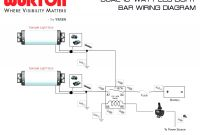 Led Light Bar Relay Wiring Diagram Inspirational 12v Relay Wiring Diagram Horn Light Led Bar Wire Up at for Lights