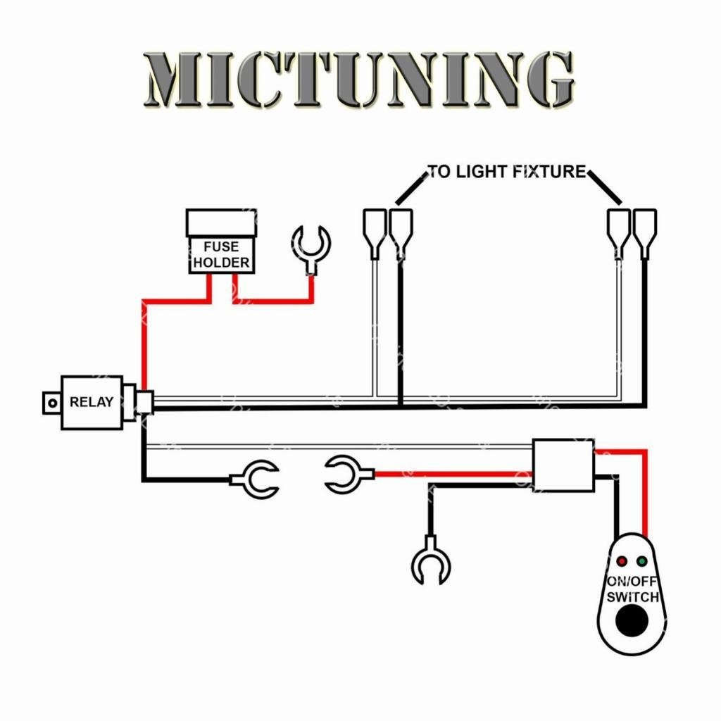 Best Way To Wire Light Bar Within Diagram