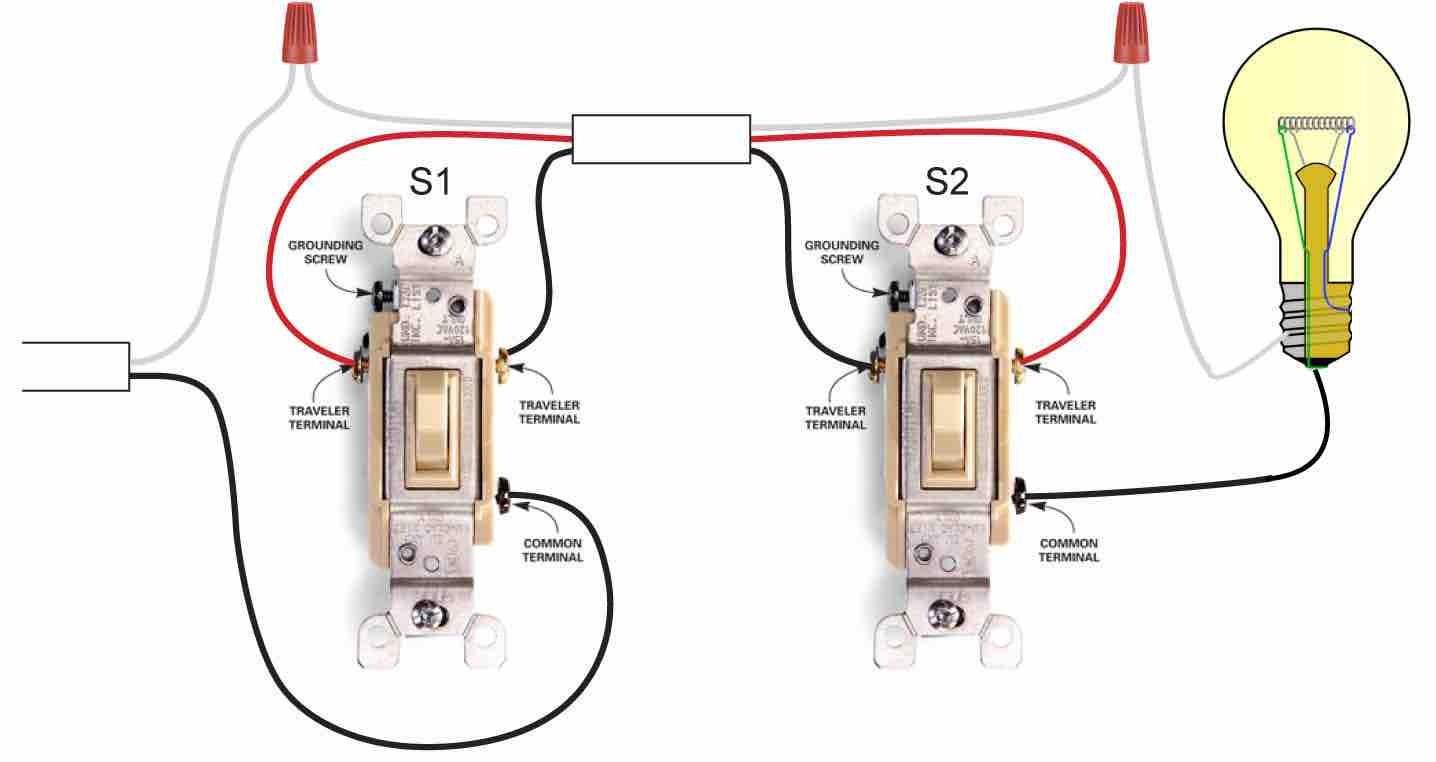 Leviton 3 Rocker Switch Wiring Diagram - Wiring Diagram