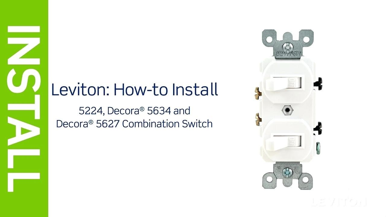Leviton 3 Way Switch Wiring Diagram Decora Image Honeywell Rth221b 2wire Full Size Of For Ceiling Fan Single Pole Horton C2150 Archived