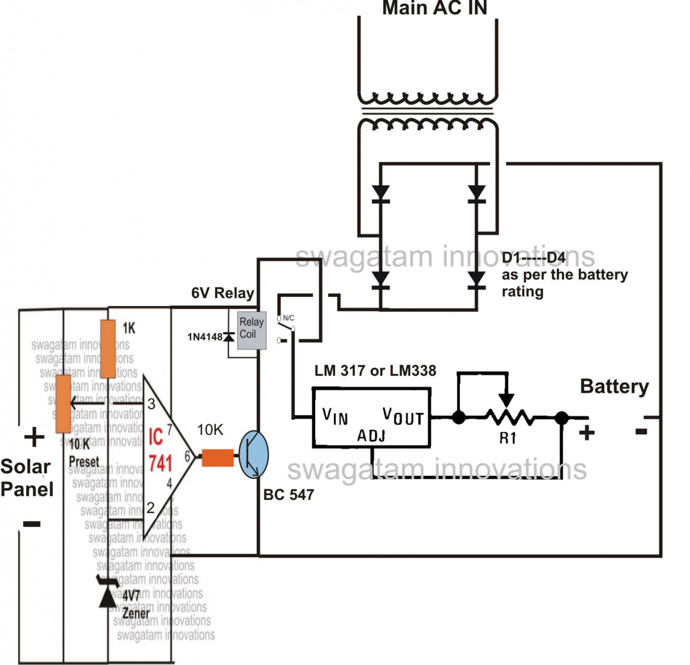 Outstanding 6kva Solar Power Wiring Diagram Image Collection