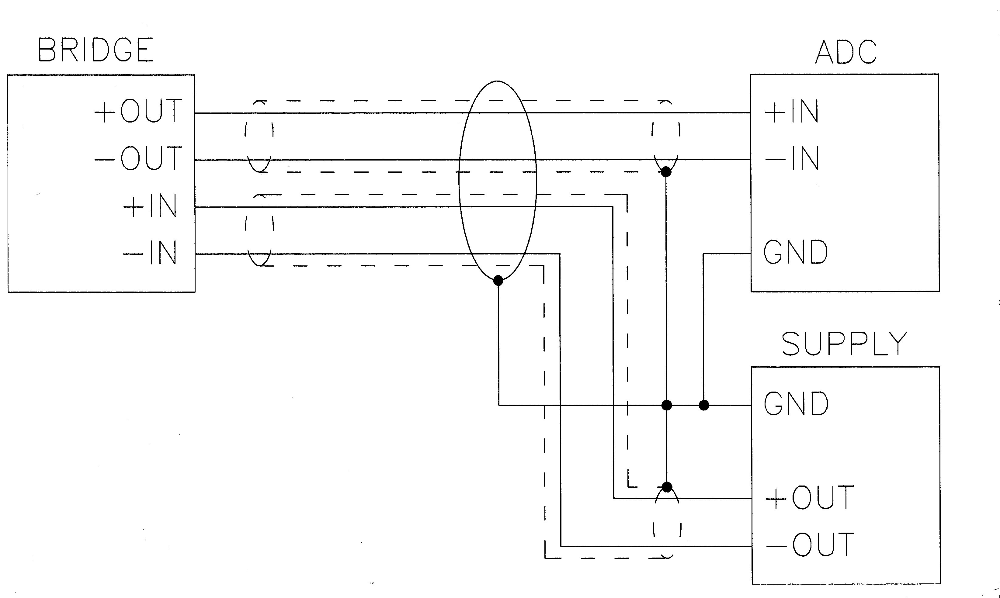 Strain Gauge Load Cell Circuit Diagram New Ponent Strain Gauge Load Cell Principle Dynamometer