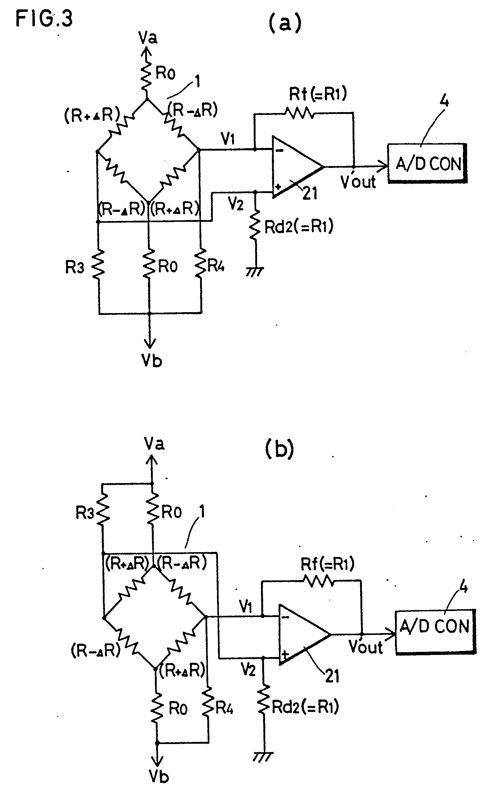 Patent Ep b1 Weight Detection Circuit For A Load Cell Drawing bc547 circuit series circuit