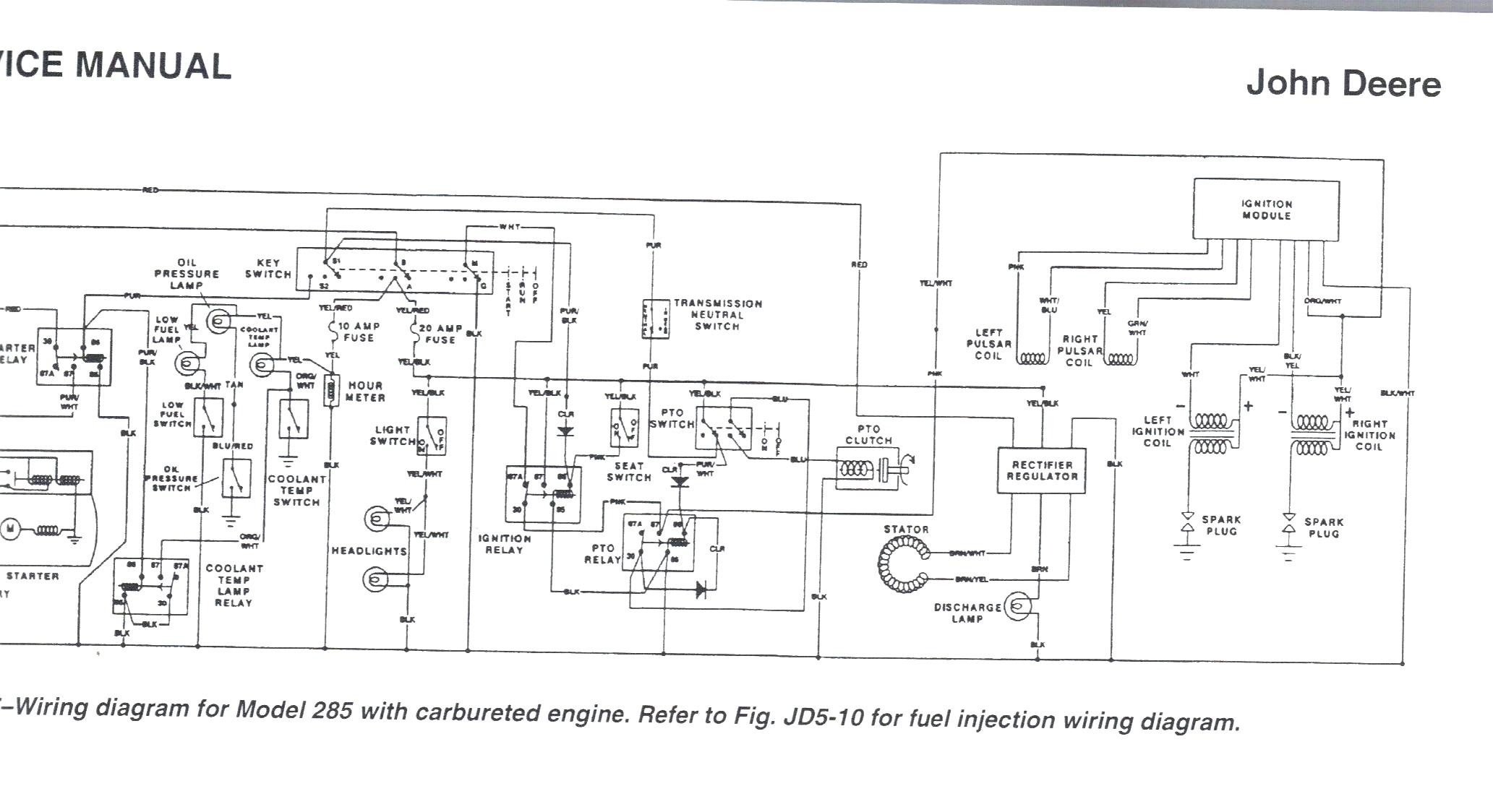 Full Size of John Deere Lt155 Electrical Wiring Diagram Schematics Archived Wiring Diagram Category With