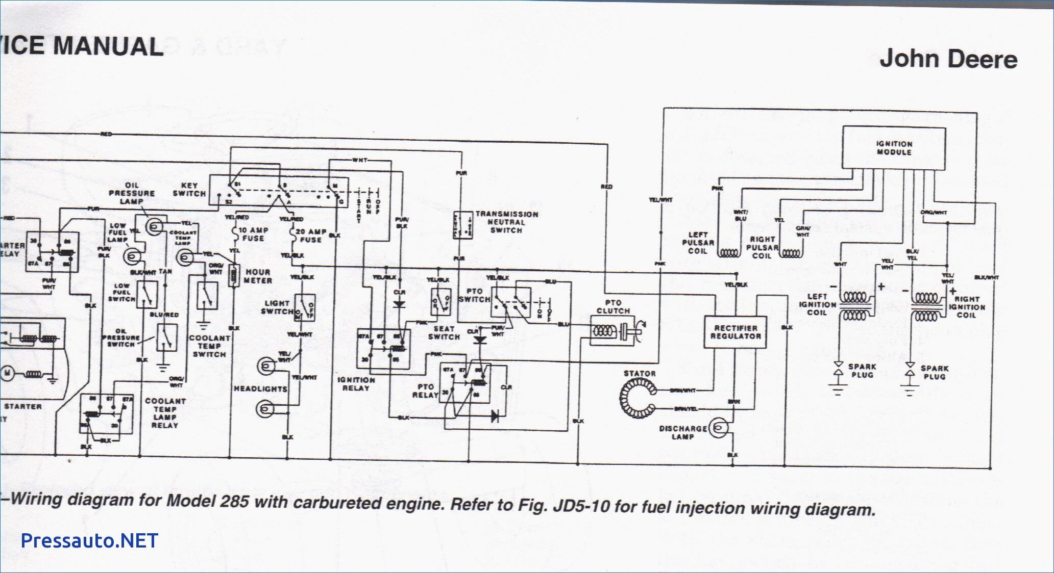 Lt155 wiring schematic