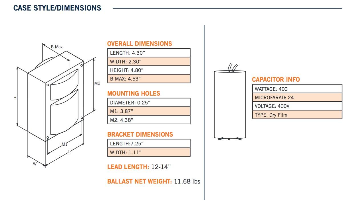 Nice Bodine B100 Wiring Diagram Ballast Inspiration
