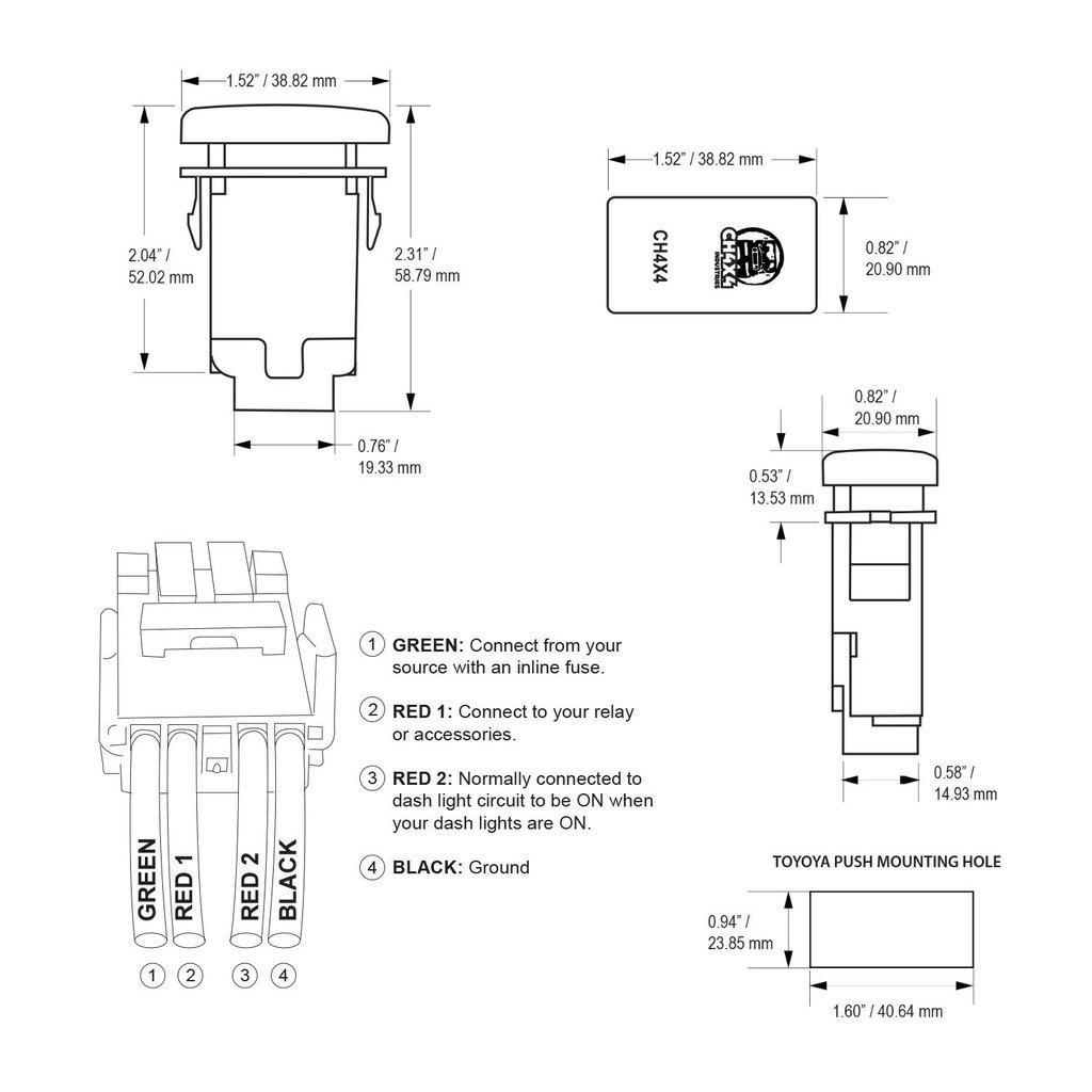 mictuning light bar wire diagram auto electrical wiring diagram u2022 rh 6weeks co uk