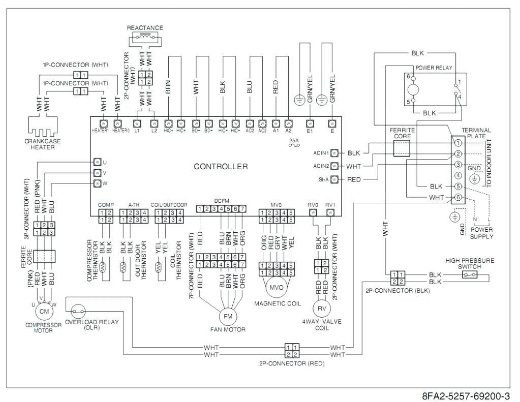 Fujitsu Air Conditioner Wiring Diagram Kgt