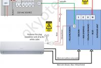 Mini Split Wiring Diagram Elegant Split System Air Con Wiring Diagram Okyotech Minictless Conditioner
