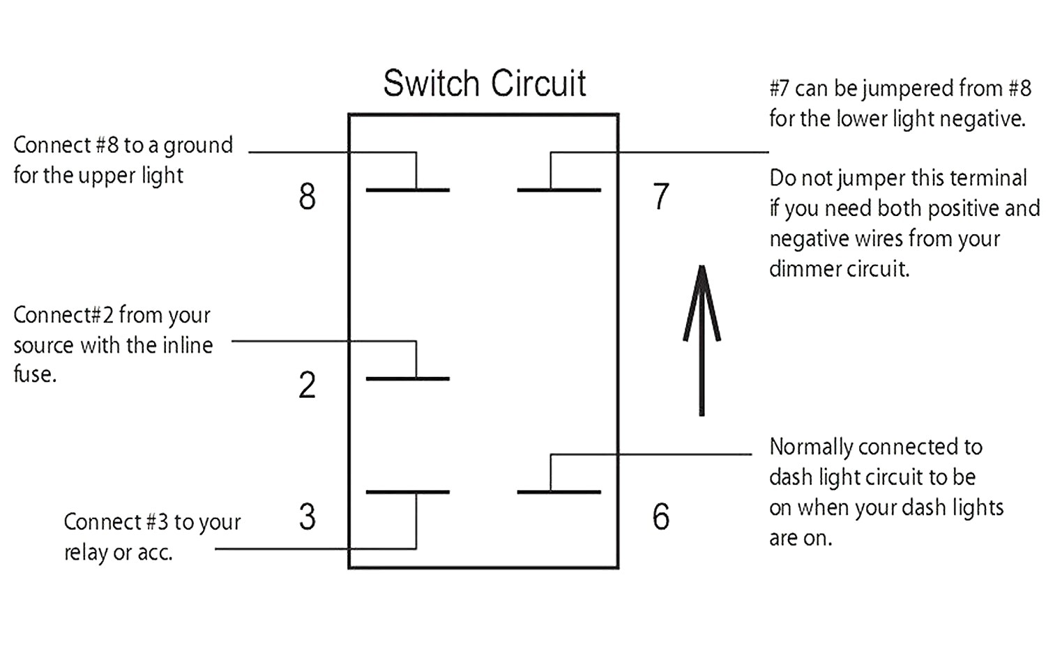 Momentary Switch Wiring Diagram | Wiring Diagram Image