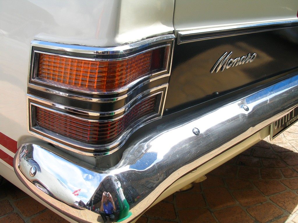 Monaro Tail Lights
