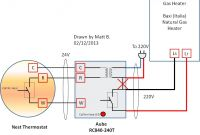 Nest thermostat Wiring Diagram Awesome Nest thermostat Wire Diagram Colors Wiring Inside In Charming