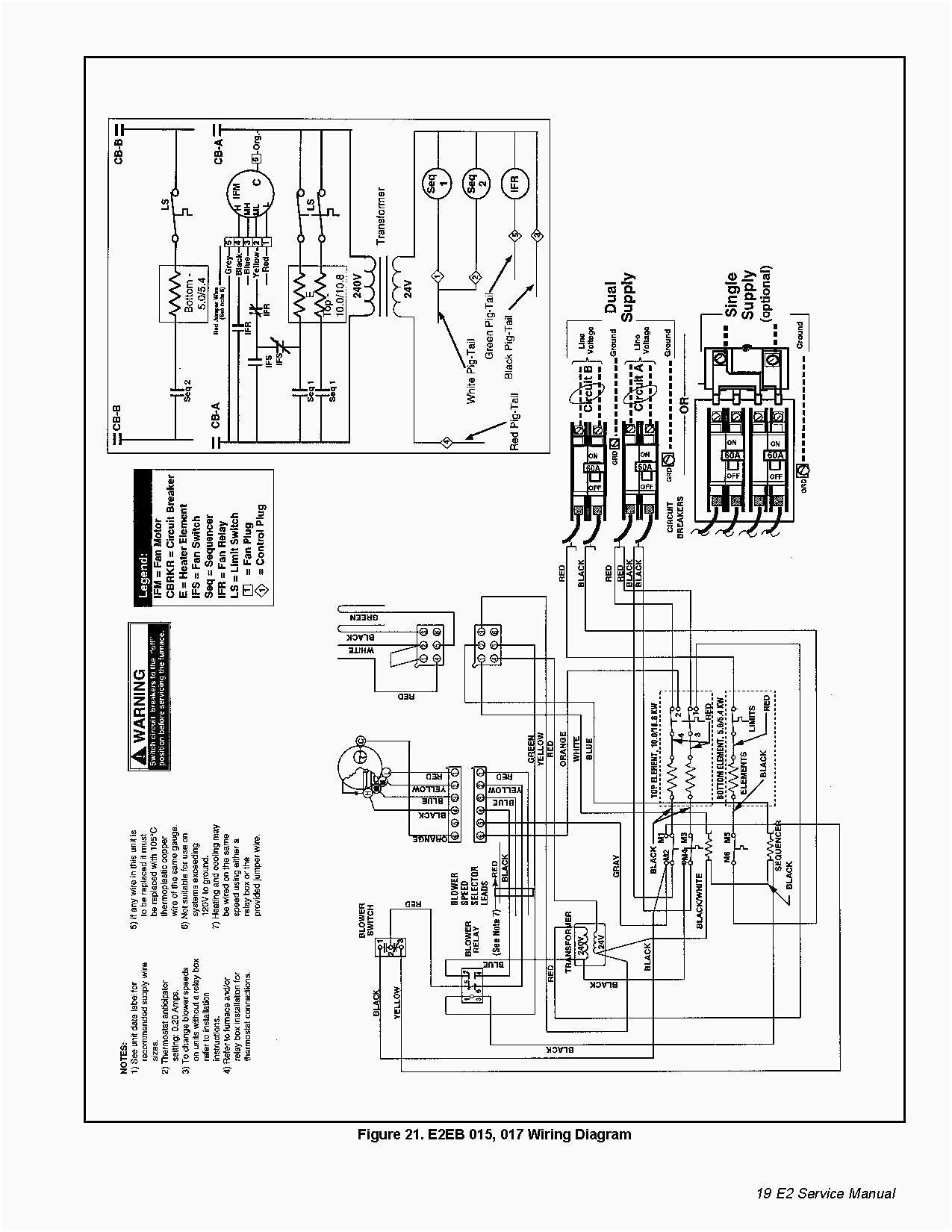 Nordyne Furnace Wiring Diagram Manual E2eb 015ha Bright Wire With: 2 Wire 240v Wiring Diagram At Chusao.net
