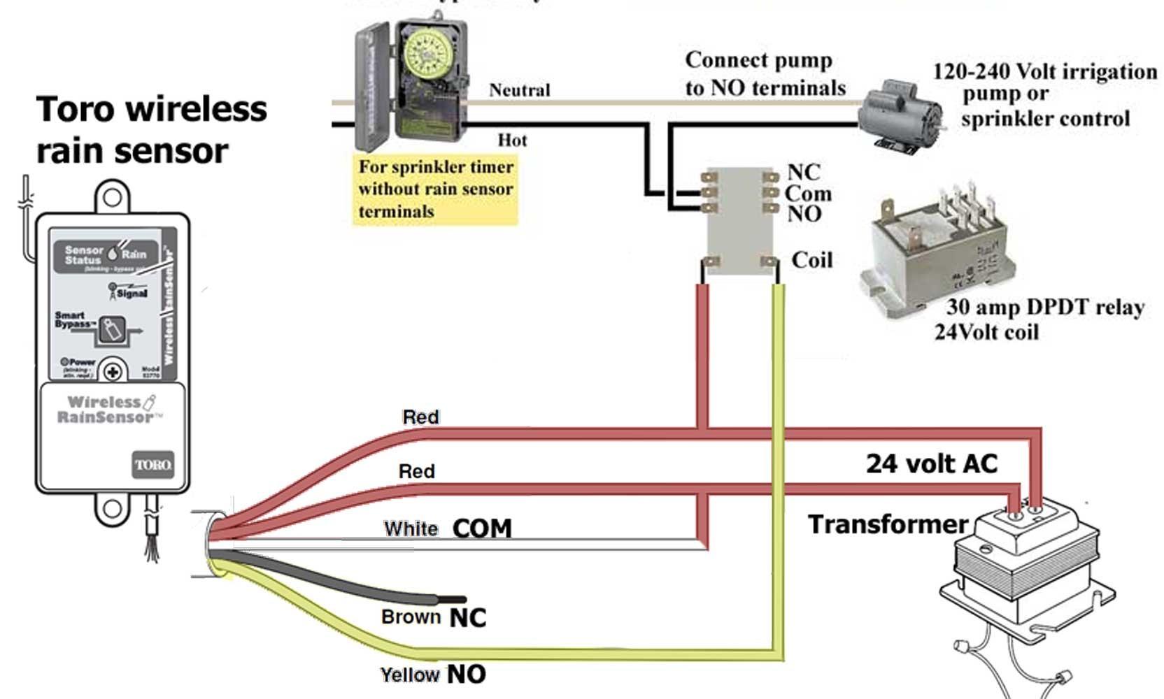 Orbit Pump Start Relay Wiring Diagram Awesome Manual Guide