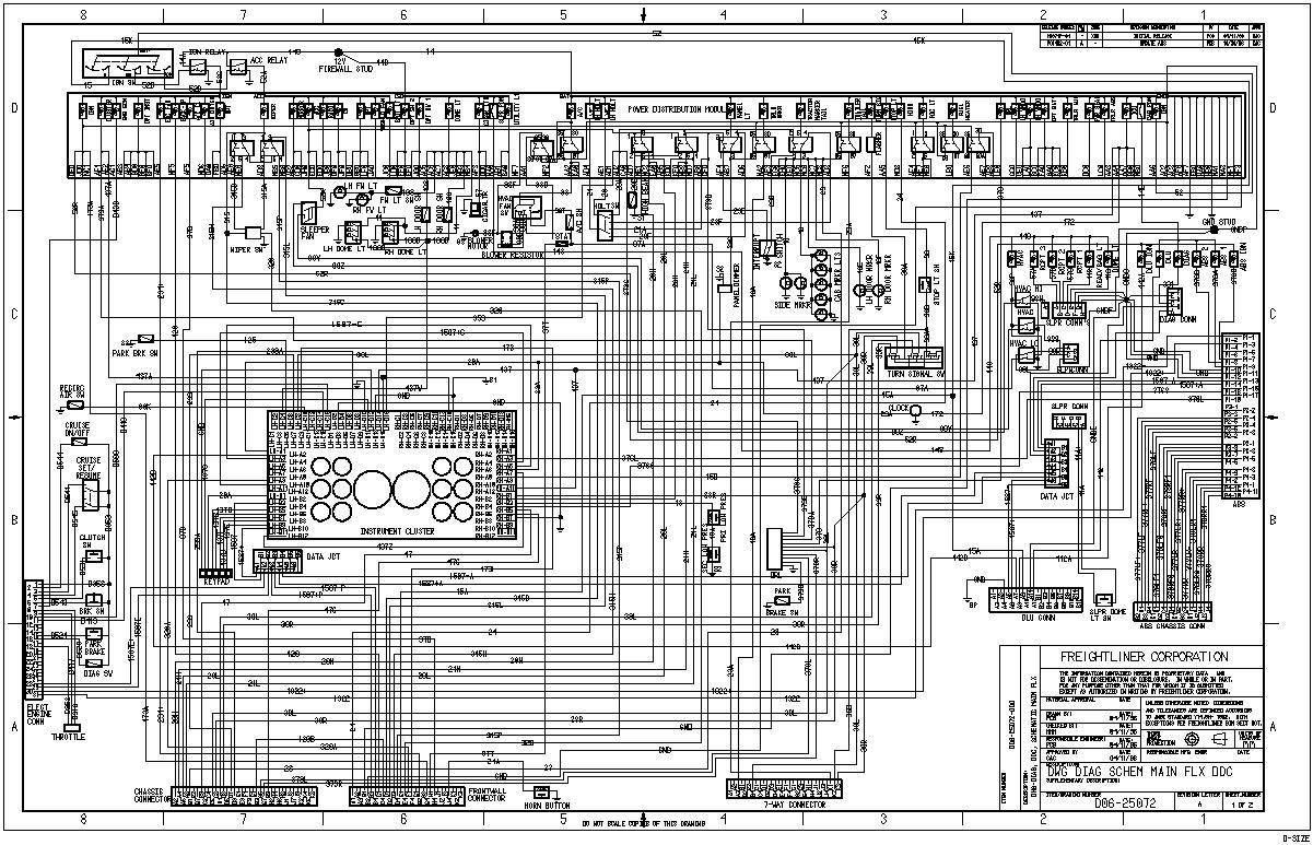 2000 379 Peterbilt Wiring Diagram Free Picture Library Light 2001 Fuse Box House 2006 Panel