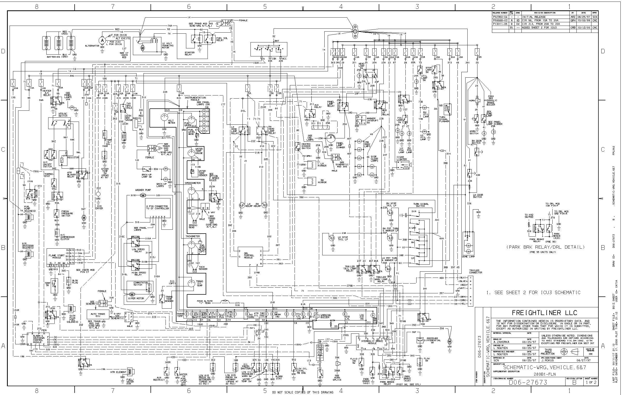 2006 Peterbilt Wiring Diagram Chassis - Information Of Wiring Diagram •