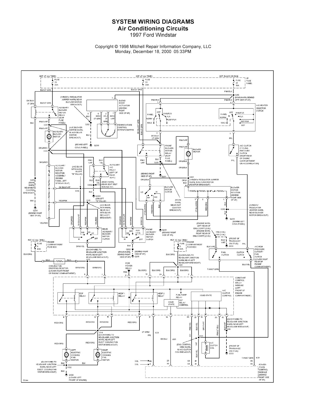 peterbilt wiring diagram free new