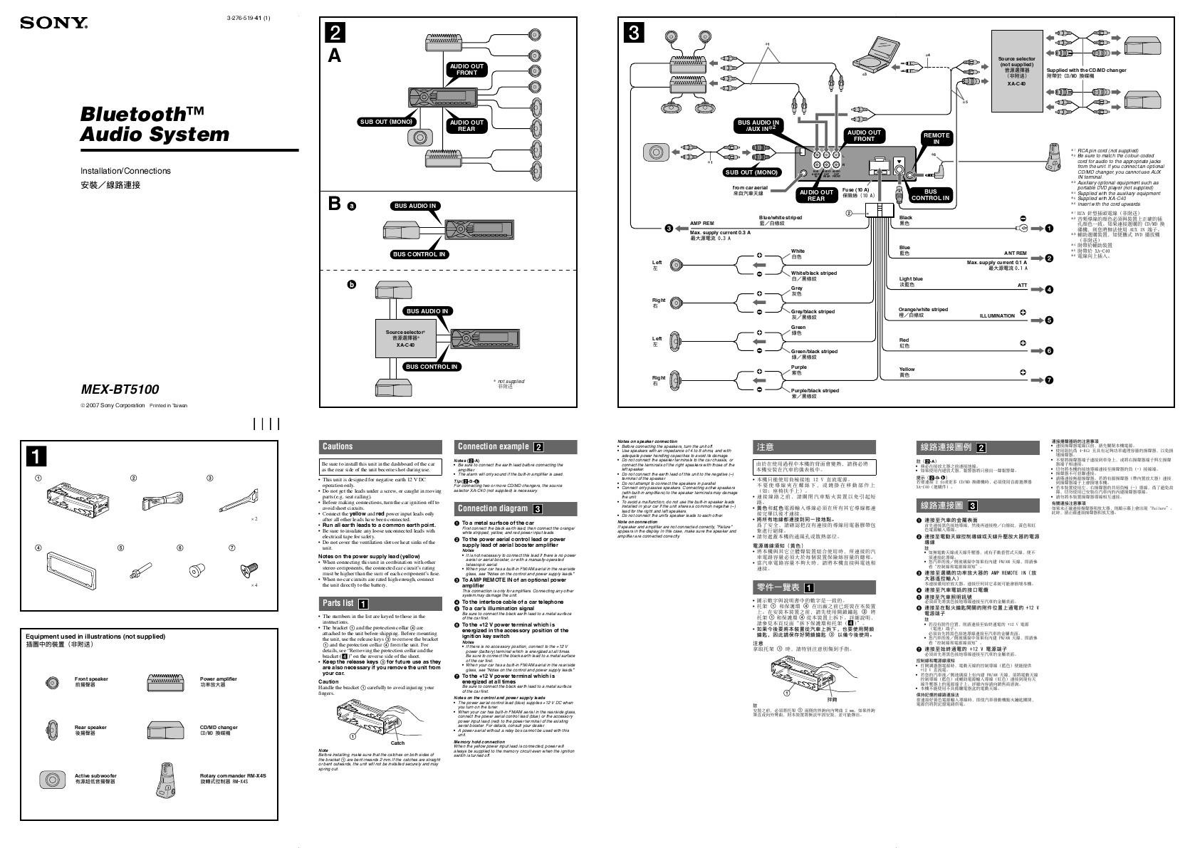 Pioneer Deh P6500 Wiring Diagram - Wiring Diagram