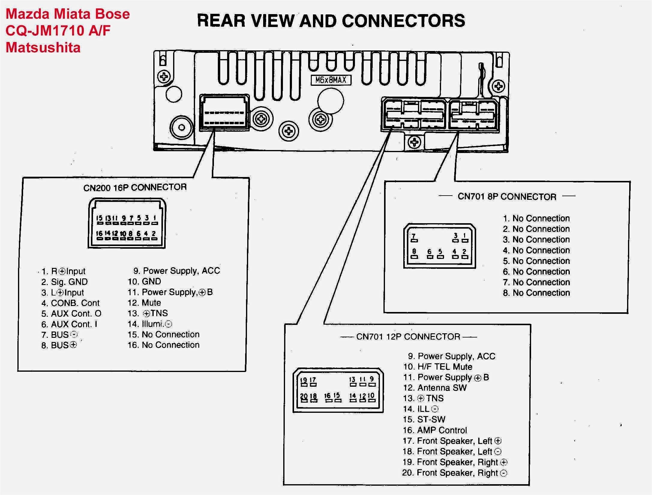 Pioneer Avic Z110bt Wiring Diagram Best And D3