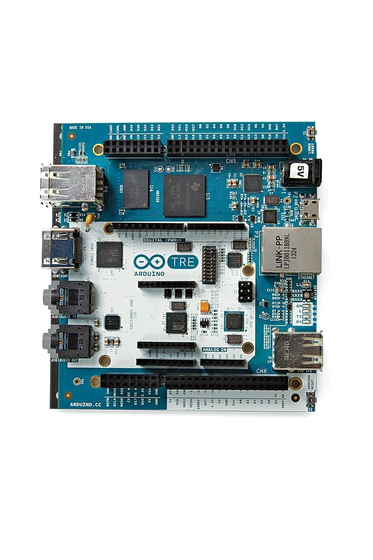 Arduino TRE Powered by Texas Instruments 1GHz Sitara processor the latest board is
