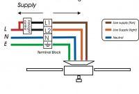 Recessed Lighting Wiring Diagrams Luxury Arlec Ceiling Fan Switch Wiring O