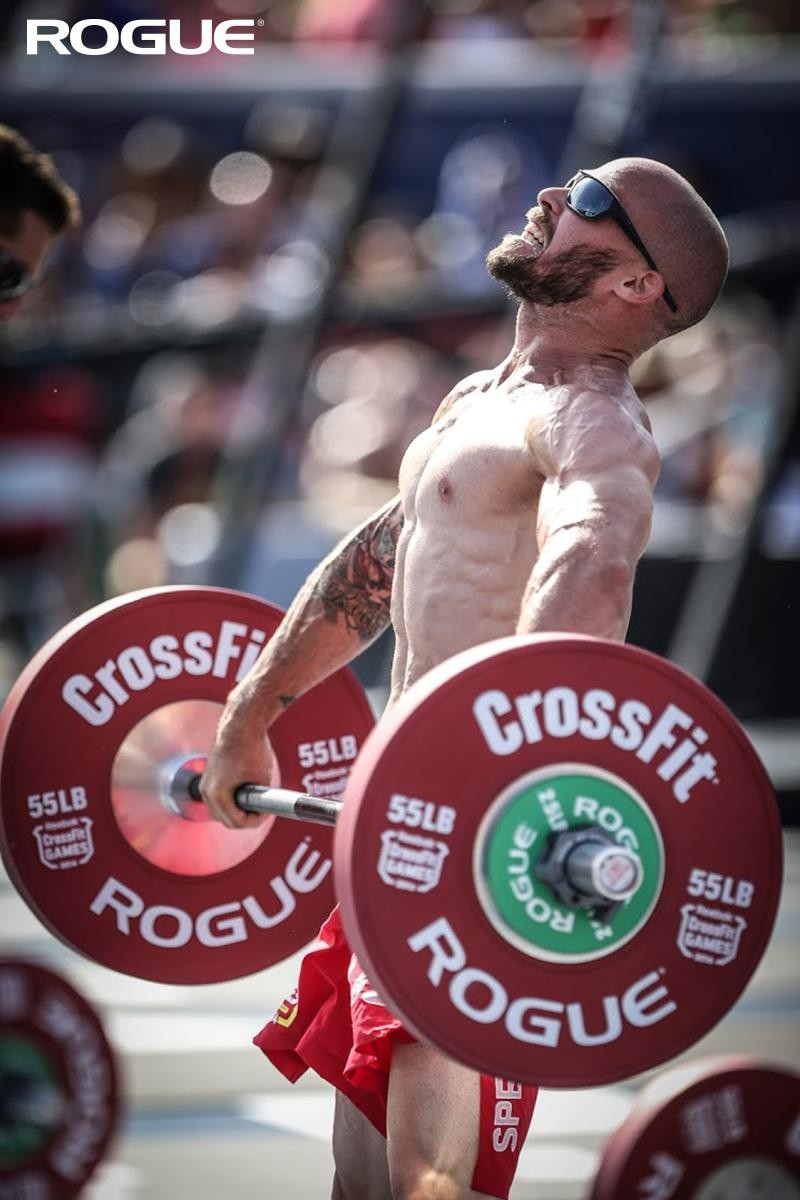 Chris Spealler at the CrossFit Games 2014