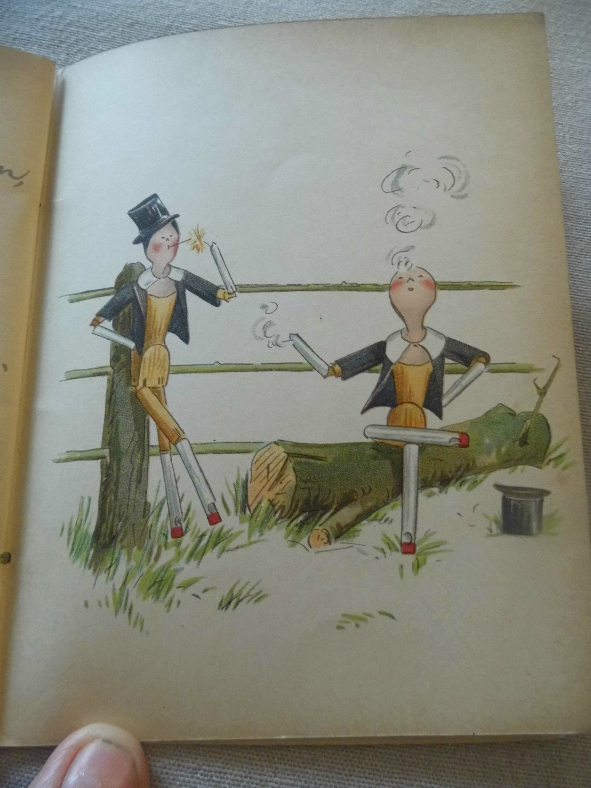 """1905 """"what i did"""" catherine susan by kathleen ainslie beautiful book"""