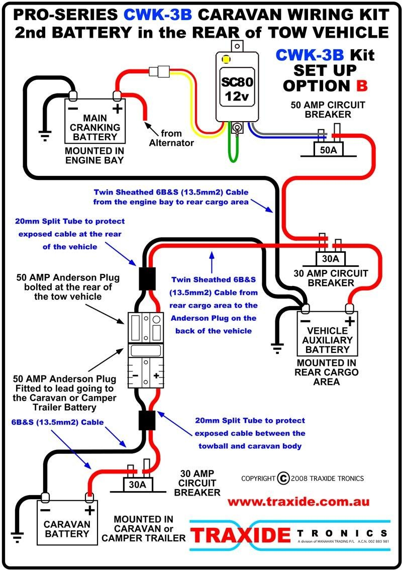 Wiring Diagram Anderson Plug Throughout