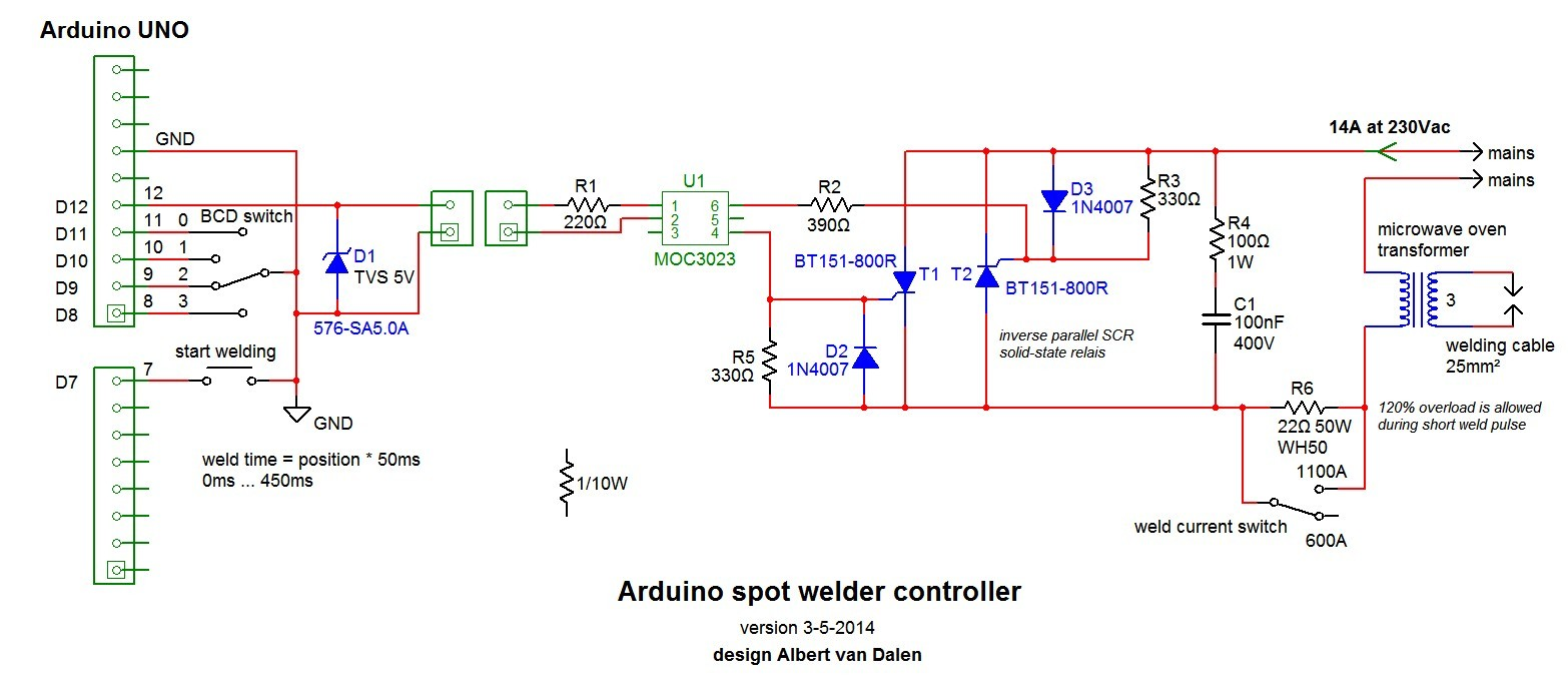 Hobart Welder Schematic Diagrams 220v Wiring Diagram Lincoln Spot Residential Electrical Symbols U2022 Wire