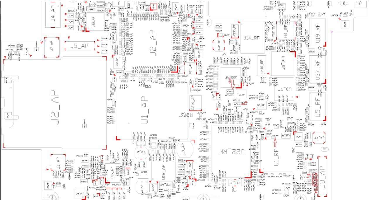 All Apple iPhone schematic diagrams