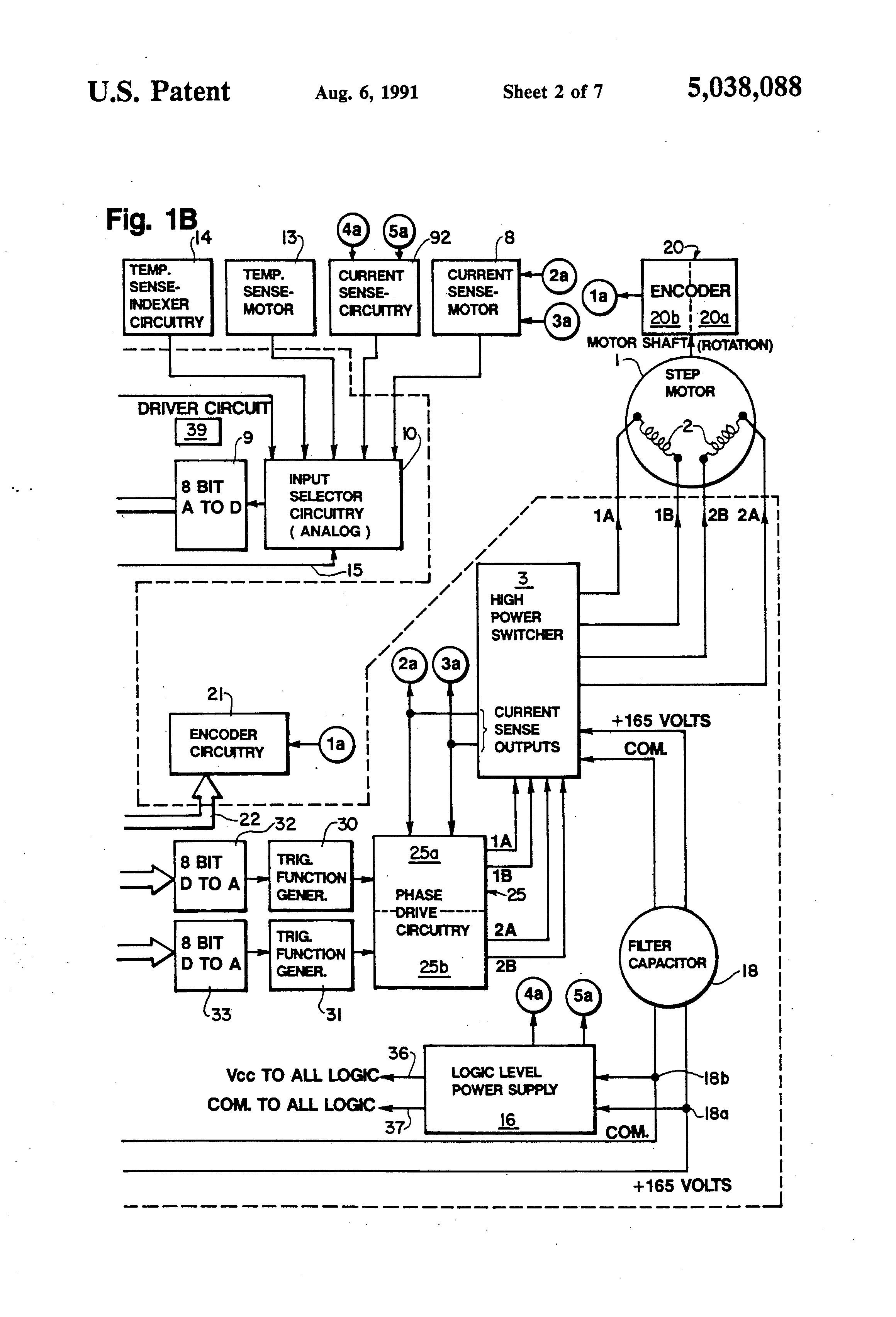Slo Syn Stepper Motor Wiring Diagram New