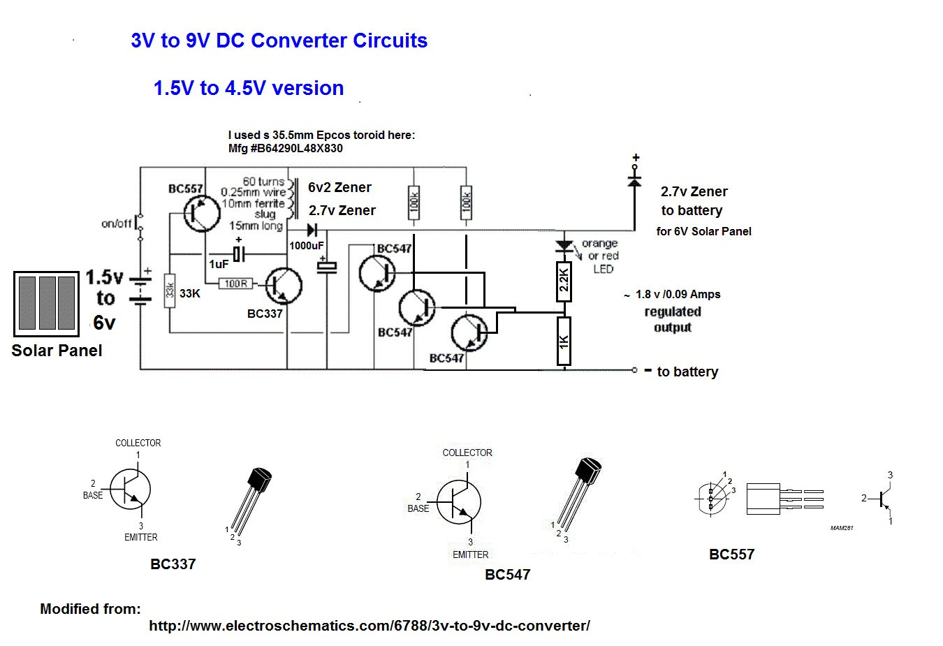 Solar Garden Light Circuits Diagram Wiring Image Circuit Led The Krell Lab Aa Nimh Ambient Indoor Charger And Night