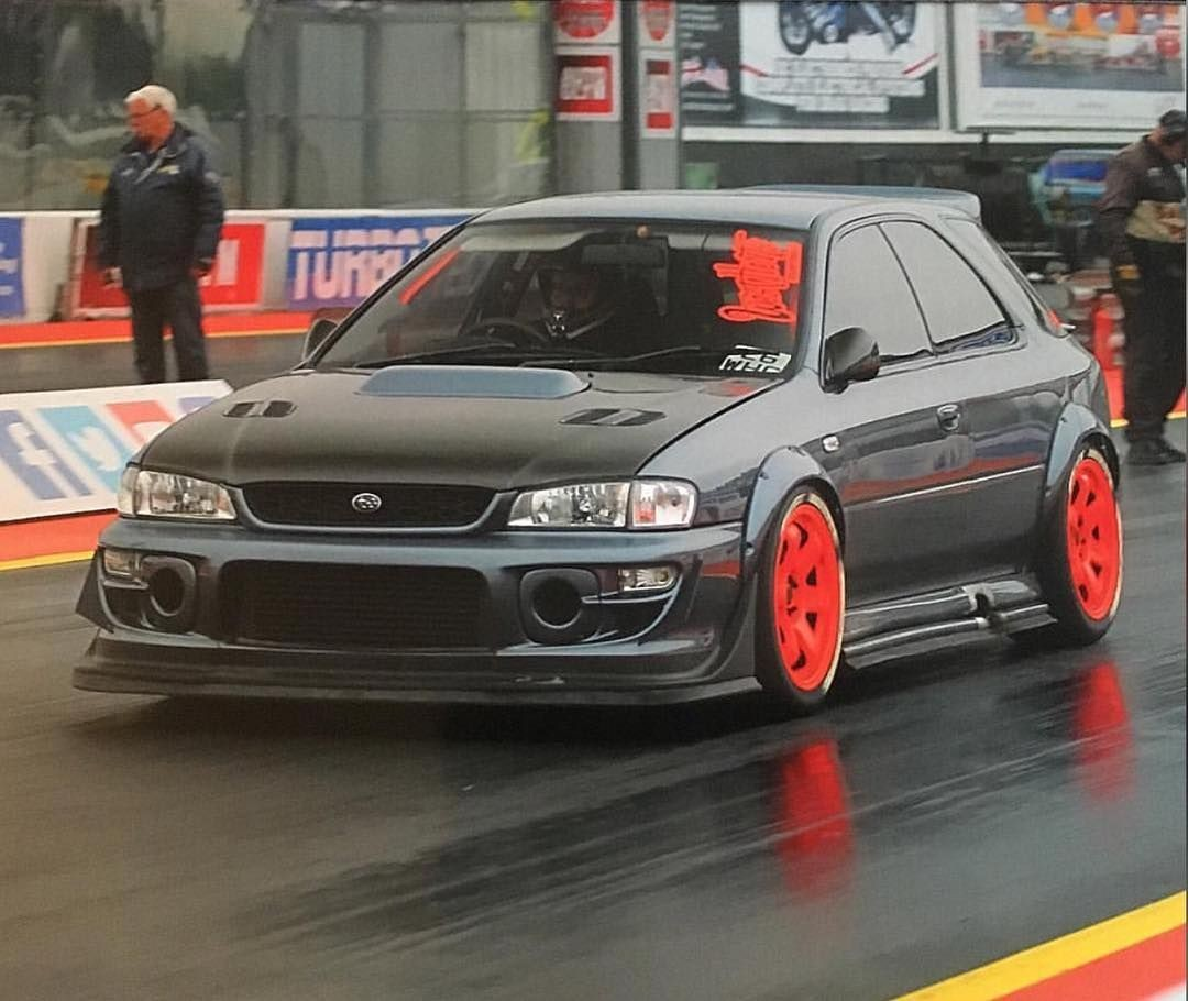 Expensive cars · Subaru Impreza