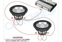 Subwoofer Wiring Diagram Dual 4 Ohm Inspirational 2 Dvc 4 Ohm Mono Low Imp 1275—1650 Audio Pinterest