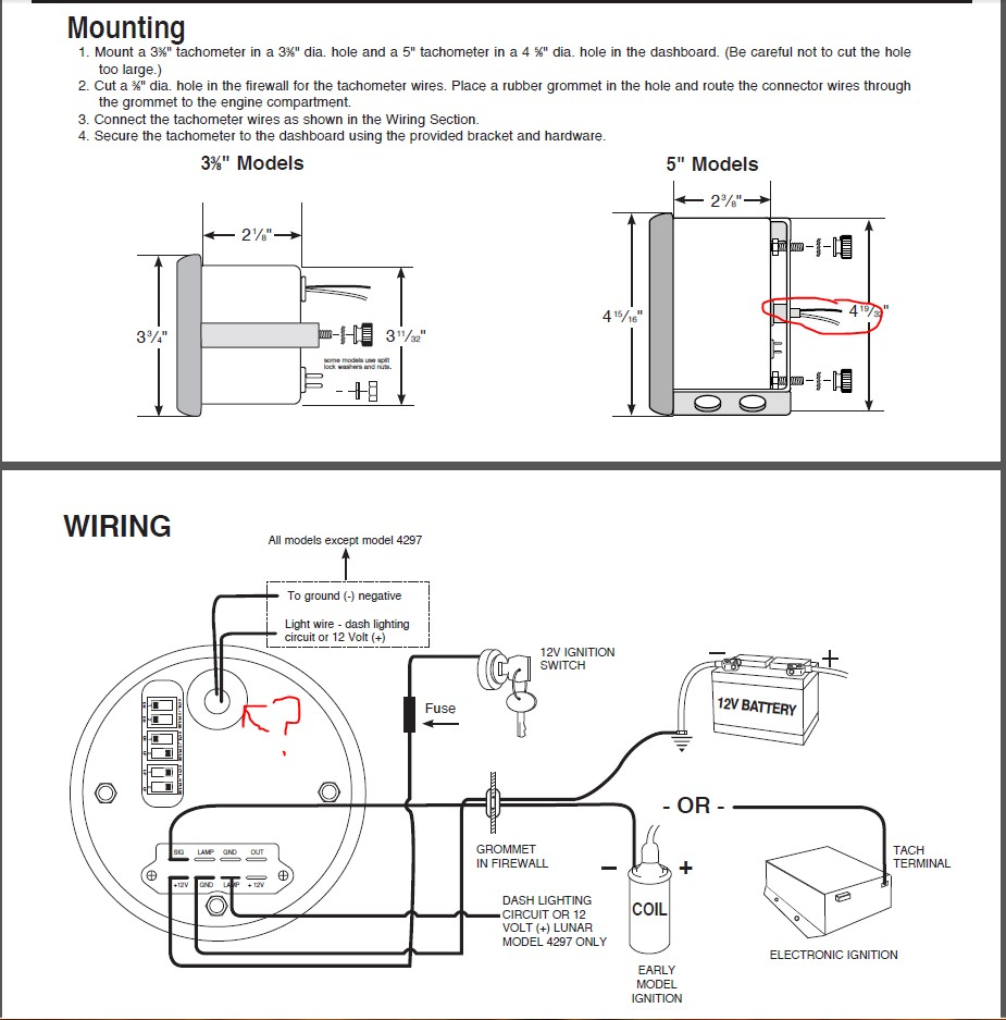 Auto Meter Wiring Diagrams With Schematic Pics Linkinx Throughout Autometer Tach Diagram Bmw F650gs Pedestal Tachometer Rpm Shift Light Silver Gage At