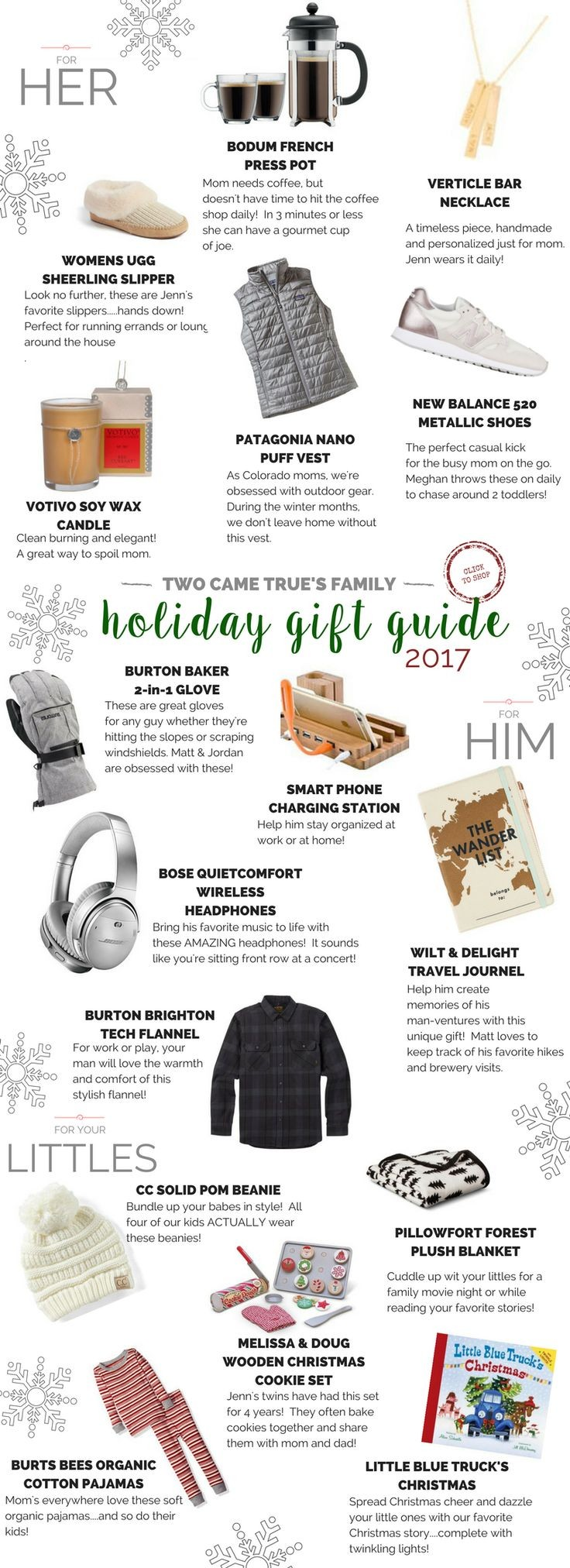 Our 2017 Family Holiday Gift Guide